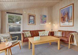 Einladendes Ferienhaus in Vejers, gratis Stromverbrauch (Bild 3)