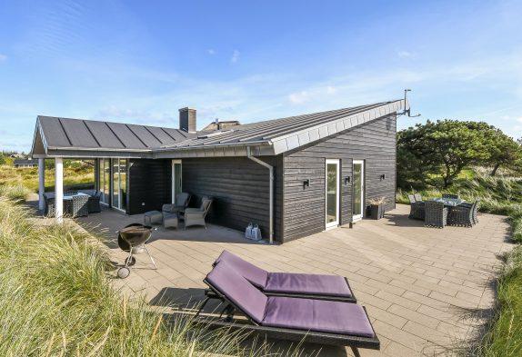 5-Sternehaus mit schöner Wohnlage für 8 Personen