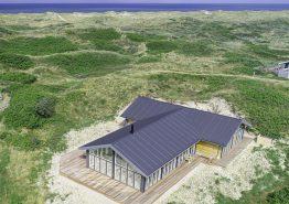 Neues strandnahes 5-Sterne-Haus in Vejers (Bild 1)