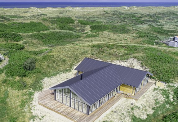 Neues strandnahes 5-Sterne-Haus in Vejers