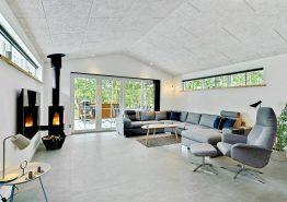 Stort luksuriøst feriehus med sauna, spa og vildmarksbad (billede 3)
