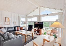 Sommerhus med fantastisk udsigt i Vejers, kun 500m fra stranden (billede 3)