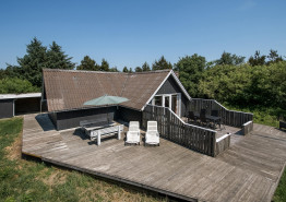 Gemütliches Sommerhaus in idyllischer Lage