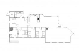 Gemütliches Ferienhaus mit Whirlpool und geschlossener Terrasse (Bild 2)