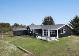 Gemütliches Ferienhaus in strandnaher Lage. Kat. nr.:  52036, Lyngvej 14;