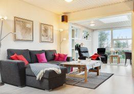 Charmantes strandnahes Nichtraucherhaus im Herzen Blåvands gelegen (Bild 3)