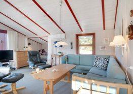 Kuscheliges Holzhaus, Whirlpool, Sauna – nur 400 m bis zum Strand (Bild 3)