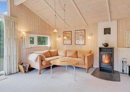 Velholdt hus i roligt område med sauna og spa (billede 3)
