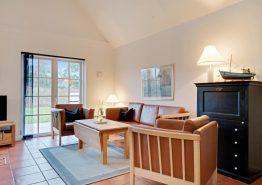 Hyggeligt træsommerhus til 4 personer med spa og sauna (billede 3)