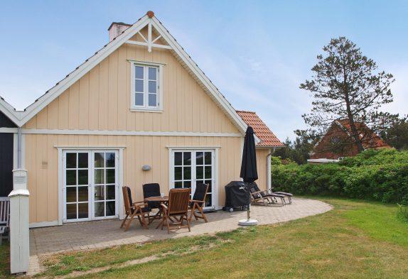 Ferienhaus für 4 Personen mit Whirpool, Sauna, gratis Internet