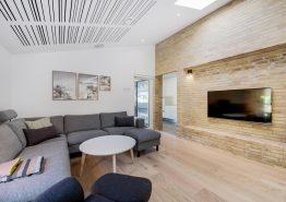 Gepflegtes Luxussommerhaus mit Infrarot-Sauna, Whirlpool und großem Aktivitätsraum (Bild 3)