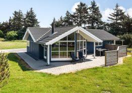 Lækkert feriehus til den næste familieferie med sauna og spa