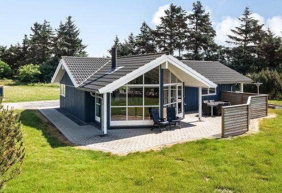 Tolles Ferienhaus mit Whirlpool und Sauna in Blåvand