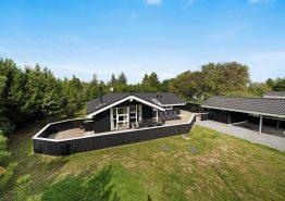Feriehus med spa, sauna og husdyr tilladt (billede 1)