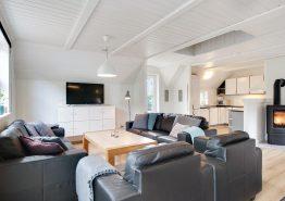 Schönes Ferienhaus mit Sauna für 8 Personen (Bild 3)