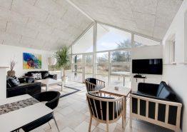 Luksuriøst feriehus med spabad til 8 personer og hund (billede 3)