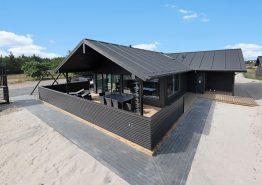 Haltet Luxusferien in Blåvand, mit Whirlpool, Sauna und Aktivitätsraum