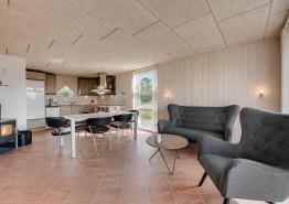 Hyggeligt feriehus i Blåvand kun 200 meter fra stranden (billede 3)