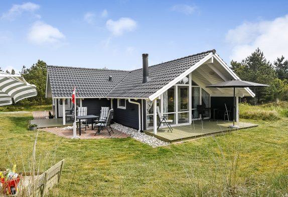 Gemütliches Ferienhaus mit Whirlpool, Sauna und Wärmepumpe