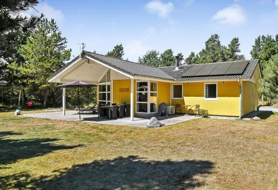 3-Sterne Sommerhaus mit Sauna und Whirlpool