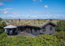 Gemütlich eingerichtetes Ferienhaus mit toller Aussicht
