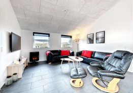 Godt indrettet hus med 2 badeværelser i Blåvands centrum (billede 3)
