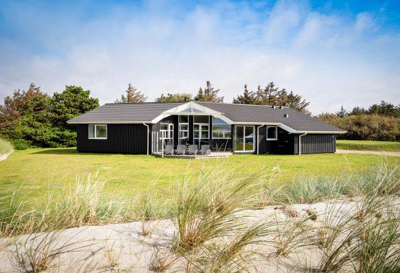 Neuerbautes 5 Sterne Luxushaus in strandnaher Lage in Blåvand