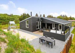 Luxusaktivitätshaus in Blåvand, Sauna  und Aussenwhirlpool