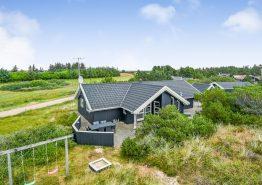 Gepflegtes Ferienhaus mit Sauna, Standwasserwhirlpool, 2 Hunde (Bild 1)