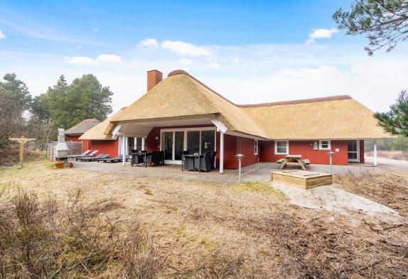 Tolles Ferienhaus zentral gelegen mit Pool und Wellnessbereich
