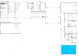 Exklusives 5-Sterne Poolhaus mit nur 300 Meter zum Meer (Bild 2)