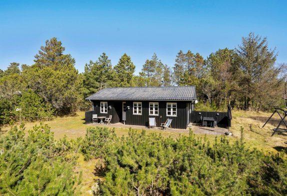 Renoviertes Sommerhaus mitten im Grünen am Rande Blåvands