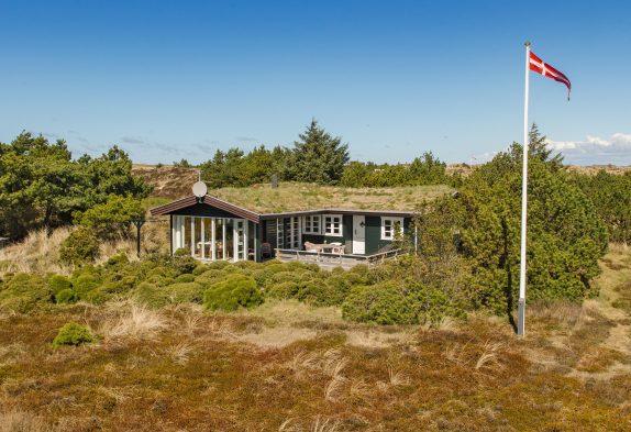 Urgemütliches Ferienhaus auf riesigem Naturgrund in Blåvand