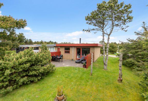 Ferienhaus für die kleine Familie in Blåvand