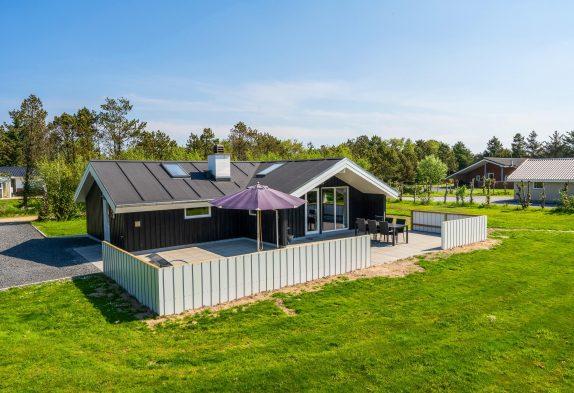 Attraktives Ferienhaus mit Whirlpool und Sauna