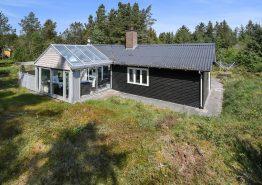 Gemütliches Ferienhaus mit Sauna auf herrlichem Naturgrundstück