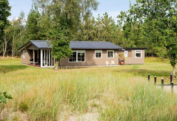 Einladendes Ferienhaus mit schönen Terrassen