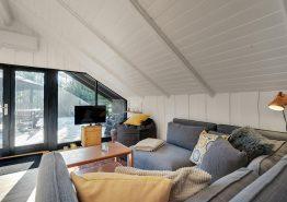 Typisches Holzferienhaus in geschützter Lage für Naturliebhaber (Bild 3)