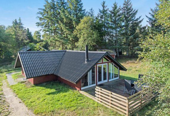 Charmantes Holzferienhaus in naturschöner Lage