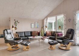 Helles und einladendes Ferienhaus mit Sauna in ungestörter Lage (Bild 3)