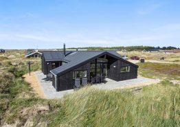 Lækkert strandnært ikke-ryger-hus med sauna