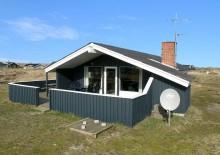 Privates Ferienhaus in Bjerregård. Kat. nr.:  A1006, Arvidvej 278;