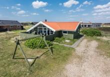 Gutes Ferienhaus in Westjütland für Familie mit Hund