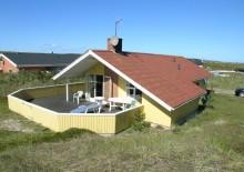 Gepflegtes Ferienhaus in Bjerregård an der Nordsee. Kat. nr.:  A1175, Arvidvej 104
