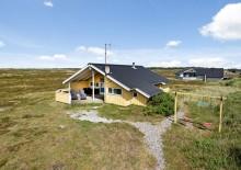 Sommerhaus mit überdachter Terrasse und Internet. Kat. nr.:  A1698, Arvidvej 78;