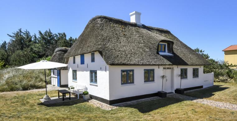 Ferienhaus Ferienwohnung In Bjerregard Esmark