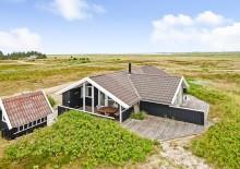 Gepflegtes Ferienhaus im Arvidvej am Ringkøbing Fjord