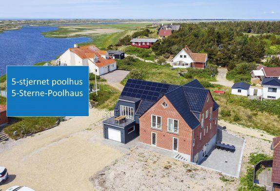 Fantastisches Haus mit Pool, Dampfkabine, Sauna und Whirlpool