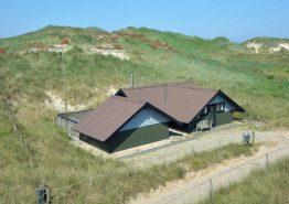 Kleines aber feines Ferienhaus an der ersten Dünenreihe (Bild 1)