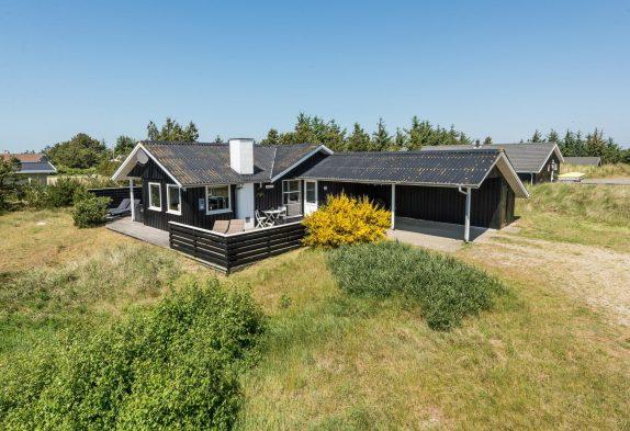 Gepflegtes Ferienhaus an der dänischen Nordseeküste